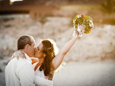 Wedding in westing