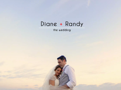 Diane and Randy wedding at Cabo Del Sol