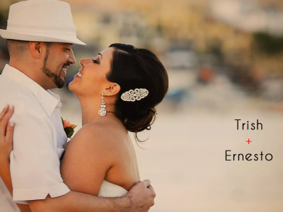 New wedding film! Trisha and Ernesto at Hacienda Cocina and Cantina