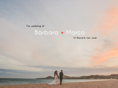 Barbara And Marco wedding!