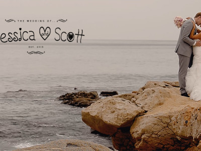 Jessica and Scott Cabo wedding story at Casa Laguna
