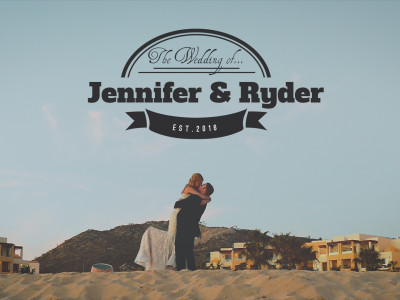 Jennifer and Ryder/Destination wedding/Pueblo Bonito Pacifica
