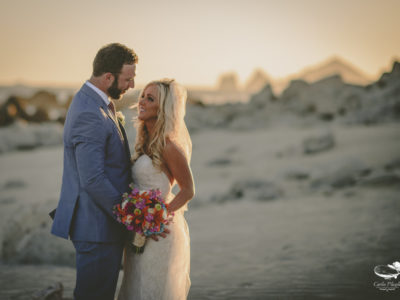 Erin and Drew / Destination wedding in Cabo