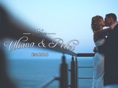 Uliana and Peter Wedding Film || Villa Bellissima wedding||Carlos Plazola Destination wedding videographer